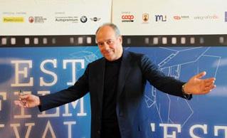 Carlo Verdone premiato al Est Festival con Io loro e Lara