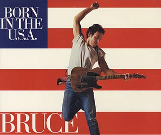 Born in the Usa, Bruce Springsteen