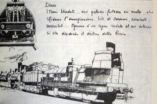 tavola di Garcia Duran