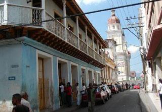 Strade di Santiago de Cuba