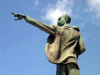 statua di Jose Marti