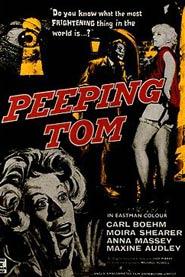Locandina Peeping Tom