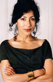 L'autrice, Yasmina Reza