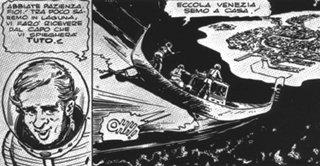 Gli astrostoppisti: salvate Venezia di Castelli-Zeccara