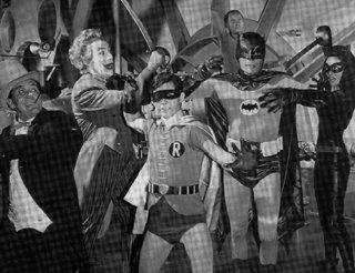 Batman di L. Martinson