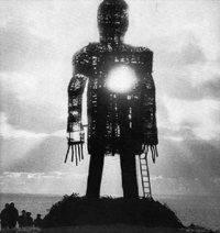 The wicker man di R. Hardy
