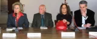 """Prenz ospite dell'incontro """"Leggere per non dimenticare"""", Firenze 2002"""