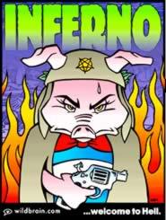"""Kozik's Inferno"" di Frank Kozik, serie animata pensata solo per internet"