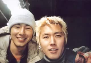 Public Toilet Kim (Hyuk Jang) e Chi (Insung Cho) sono buoni amici, entrambi sono cresciuti a Pusan
