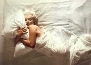 Marilyn Monroe immortalata da Douglas Kirkland