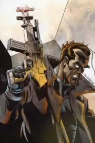 Akhab, villain di TAG 17, visto da Mario Rossi
