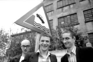 Dario Perissutti, Pierpaolo Capovilla, Giulio Favero