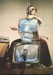 Nam June Paik, Tv Cello