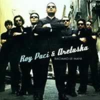 """Cover di """"Baciamo le mani"""", l'album di Roy Paci e Aretuska"""