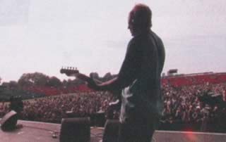 Jim Shaw, Cranes — London UK — Hyde Park — July 27th 2002 (with The Cure and Mogwai)