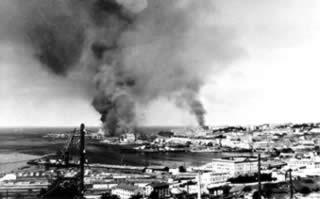 Bombardamenti a Trieste durante la Seconda Guerra MOndiale