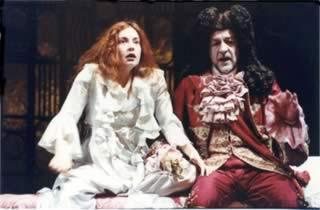 Duo di Feydeau: Patrizia Zappa Mulas e Luciano Virgilio