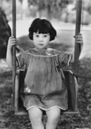 FUNNY LADIES: Baby Peggy — Photograph credits: La Cineteca del Friuli, Le Giornate del Cinema Muto 2002