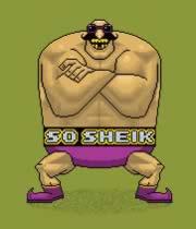 So Sheik di Trevor Van Meter