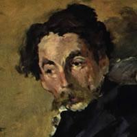 Stephane Mallarmé visto da Edouard Manet