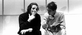Giorgio Gaber e Sandro Luporini — © Warner Music Italy — Tutti i diritti riservati