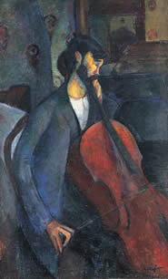 Il suonatore di violoncello