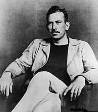 Ritratto giovanile di John Steinbeck