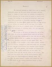 Manoscritto di Furore: dalla Biblioteca del Congresso USA