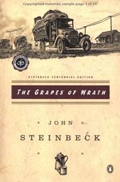 Furore: edizione del centenario di Steinbeck