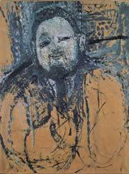 Ritratto di Diego Rivera