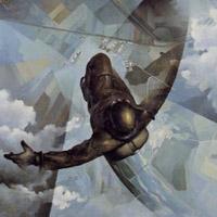 Prima che si apra il paracadute, 1939