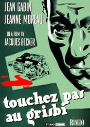 Touchez pas au grisbi, 1954
