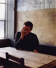 Mick Karn, photography by Jeff Cottenden