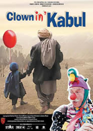 Clown in Kabul