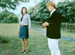 David Hemmings e Vanessa Redgrave