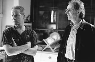 Peter Mullan e Ken Loach