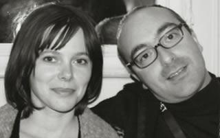 Stefano Pasetto con Barbora Bobulova