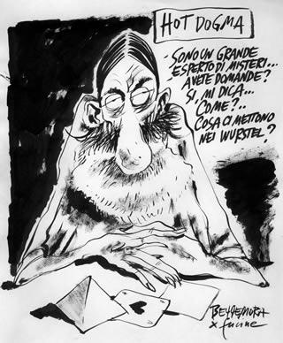 Beppe Mora per Fucine Mute