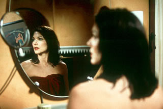 Laura Harring in Mulholland drive