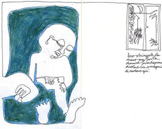 disegno del 18 luglio 2006