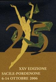 locandina XXV edizione delle Giornate del cinema muto