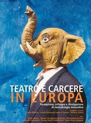 locandina Teatro e carcere in Europa