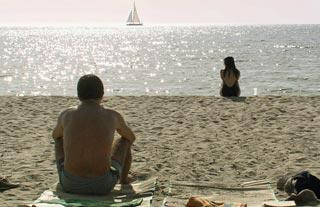 scena del film Iklimler (Il piacere e l'amore)