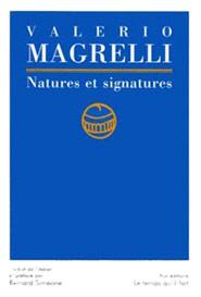 Nature e Venature di Valerio Magrelli