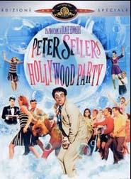 Locandina del film Hollywood Party