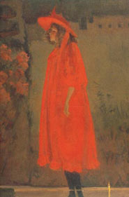 Walter Sickert — Minnie Cunningham at the old bedford — 1892
