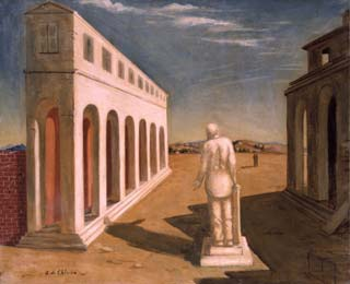 Giorgio De Chirico — Piazza