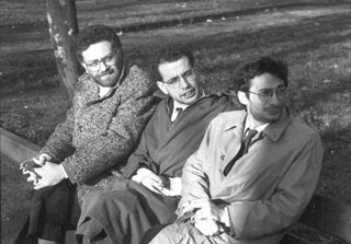 Lello Voce, Mariano Bàino e Biagio Cepollaro