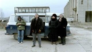 Una scena del film Il direttore delle risorse umane