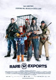 Rare exports - Poster